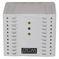 Стабилизатор Powercom TCA-600 White, 600VA