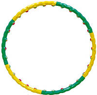 Обруч массажный Hula Hoop Хула Хуп Color Ball