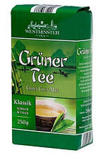 Чай зеленый Westminster  Gruner Tee  China Chun Mee Klassik, 250 гр