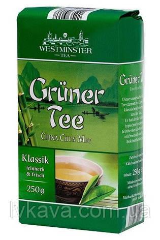 Чай зелений Westminster Gruner Tee China Chun Mee Klassik, 250 гр, фото 2