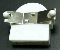 Патрон для 18 и 36 Ламподержатель + Скобa (1108/QF)