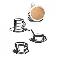 Костеры Sketch Coasters Peleg Design