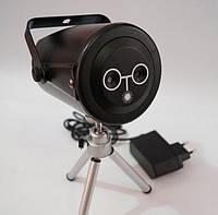Лазерный диско проектор светомузыка LB 007RG