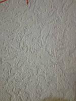 Виниловые, рельефные профильные обои флизелиновая основа 15,00х0,53 штукатурка крупная