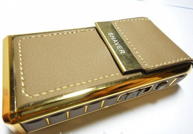 Бритва электрическая с аккумулятором BOTEMG RSCW-V1, фото 2