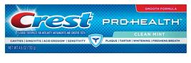 Зубна паста, Crest, Pro-Health Clean Mint 116 грам