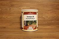 Террасное масло, Terrace oil (Danish oil), Iroko (174), 1 litre, Borma Wachs