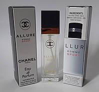 Мини парфюм Chanel Allure Homme Sport 40 ml (реплика)