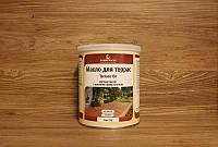 Террасное масло, Terrace oil (Danish oil), Teak (173), 1 litre, Borma Wachs