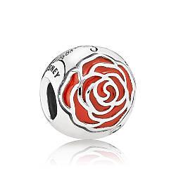 Шарм «Заколдованная роза Disney» копия Pandora