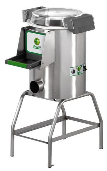 Аппарат для чистки корнеплодов Fimar PPF 5