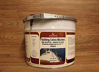 Натуральный масляный лак повышенной твердости, 30% gloss, Flatting Extra Marine, 2.5 litre, Borma Wachs