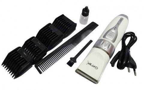 Аккумуляторная машинка для стрижки волос Gemei GM 775, фото 2