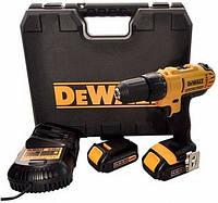 Шуруповерт аккумуляторный DeWALT DCD 733 C2