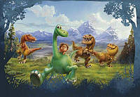 Фотообои фотошпалери Komar 8-461 Disney The Good Dinosaur Хороший динозавр 368х254 бумажные