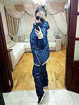 "Женский  костюм на овчине ""Снежная Королева"", фото 3"