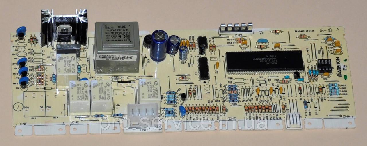Модуль управления C00093350 для стиральных машин Indesit, Ariston