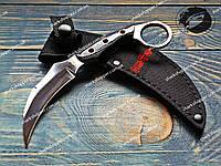 Нож нескладной 2534 Керамбит Tiger