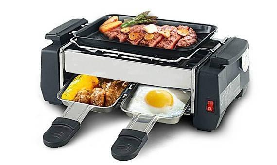 Электрогриль (барбекю) HuanYi Electric and barbecue grill, фото 2