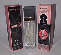Мини парфюм Yves Saint Laurent Black Opium 40 ml