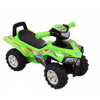 Машинка-каталка Alexis-Babymix HZ-551 (green)