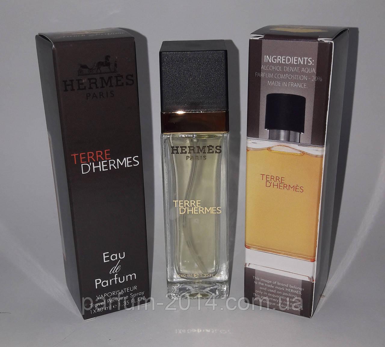 6fd20c4c87aa Мини парфюм Hermes Terre d`Hermes 40 ml (реплика), цена 75 грн ...