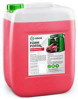 GRASS FOAM PORTAL 20 KG Унікальна піна для портальних автомийних комплексів