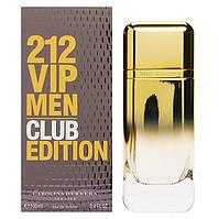 Туалетная вода Carolina Herrera 212 VIP Men Club Edition (edt 100 ml)