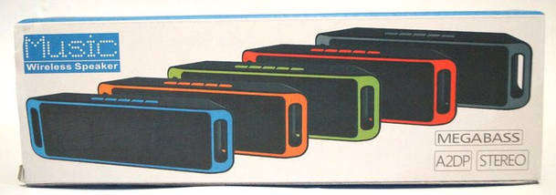 Портативная стерео bluetooth колонка HDY-556, фото 2