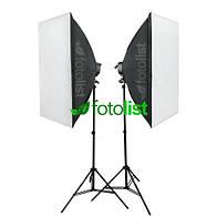 Набор постоянного диодного света Arsenal SLH3-6090-10, 10х12w, 1400 Вт, 5500К