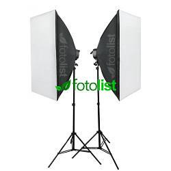 Набор постоянного студийного света Arsenal SLH3-6090-10, 10х28w, 1400 Вт, 5500К
