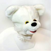 "Шапка-маска ""Белый Медведь Умка"""
