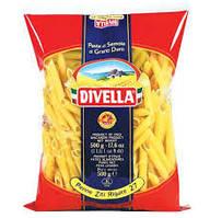 Макароны Divella Penne Ziti Rigate №27 500г Италия, фото 1