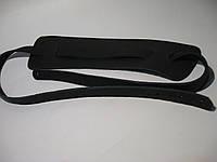 Ремень гитарный кожаный с наплечником