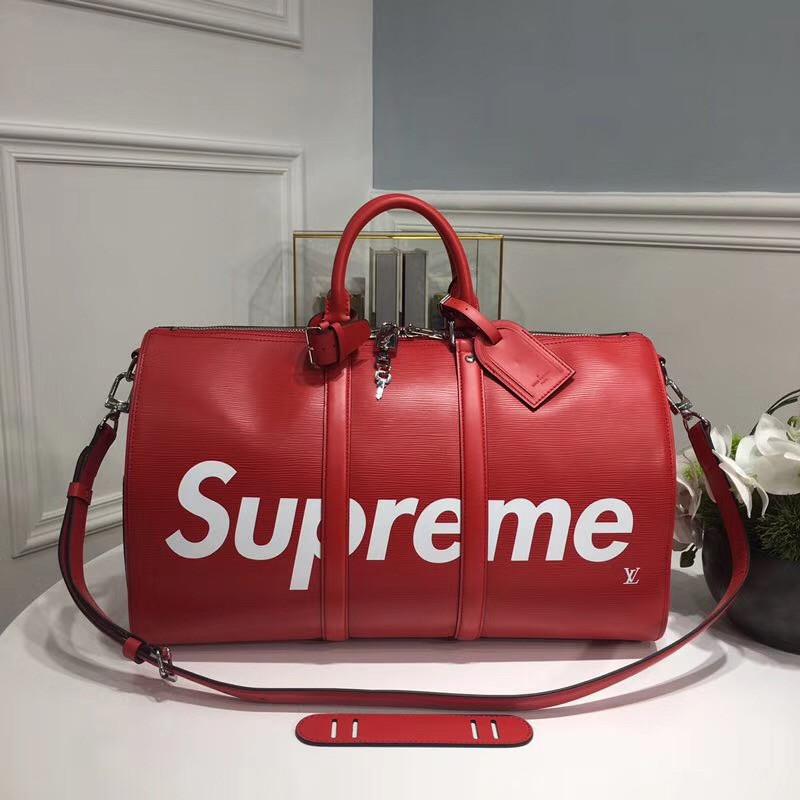 755b943ab3a0 Supreme Louis Vuitton сумка - дорожная сумка Louis Vuitton | vkstore ...