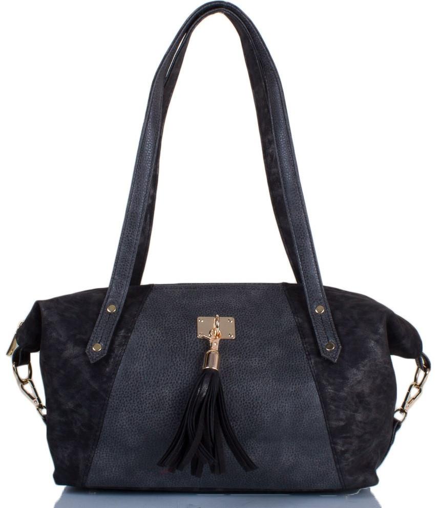 c129cba12ed5 Женская сумка из экокожи ETERNO ETZG20-17-2 серая — только ...