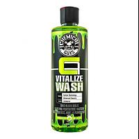 Специализированный шампунь для авто  Carbon Flex Vitalize Wash (16 oz)