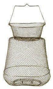 Садок рыболовный металлический круглый диаметр 38см, фото 2