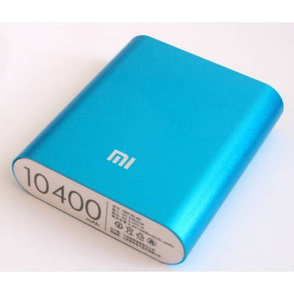 Power Bank Xiaomi 10400mah портативная зарядка, фото 2