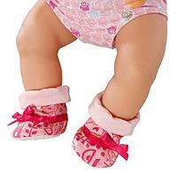 Ботинки мягкие для беби борн Zapf Creation Baby born 819494
