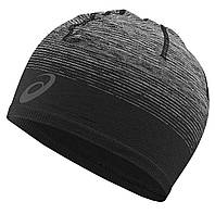 Шапка Asics Logo Beanie, чорна, фото 1
