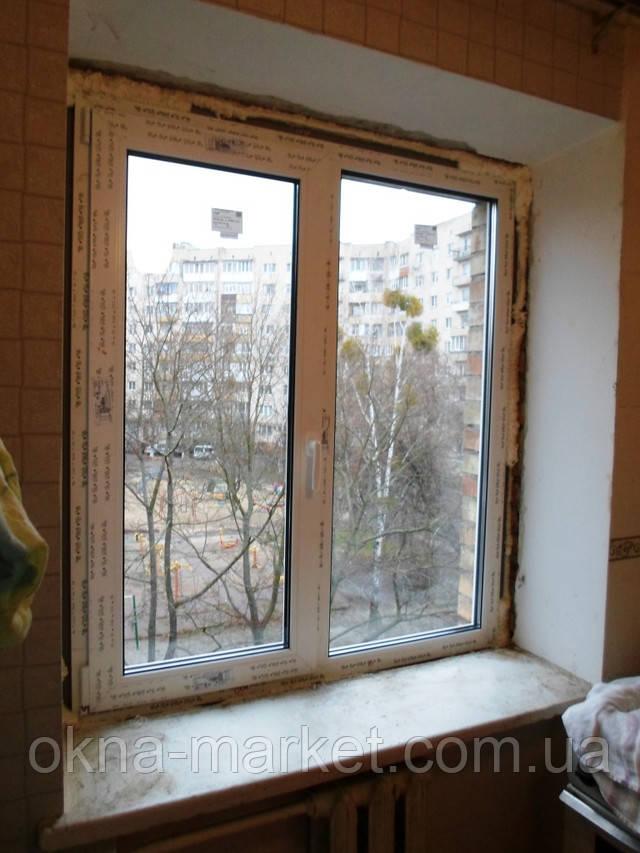 Пластиковые окна в рассрочку в Киеве