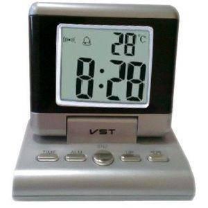 Говорящие часы электронные VST-7060c, фото 2