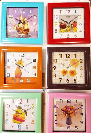 Часы настенные RIKON - 10951FL, фото 2