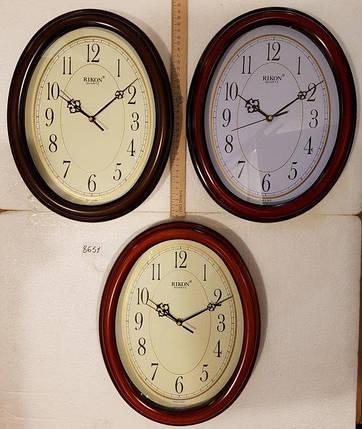 Часы настенные RIKON - 8651, фото 2