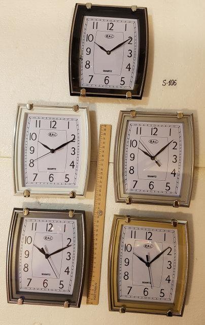 Часы настенные S-106