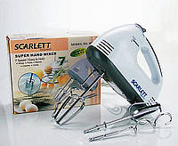 Ручной кухонный миксер Scarlett HE-133