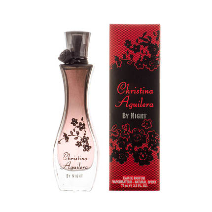 CHRISTINA AGUILERA BY NIGHT (red) 75 ML , фото 2