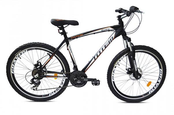 """Подростковый велосипед ARDIS QUICK  MTB 24"""" 13"""" Черный"""