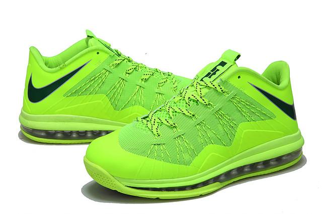 Баскетбольные кроссовки Nike Lebron 10 Low